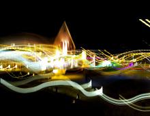 Kveldsfoto i Verdal