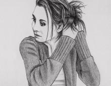 Portrett-illustrasjoner