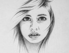 Portrettillustrasjon